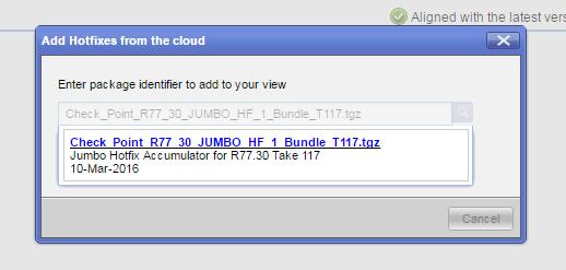 Jumbo hotfix Archives - My Checkpoint and Microsoft blog